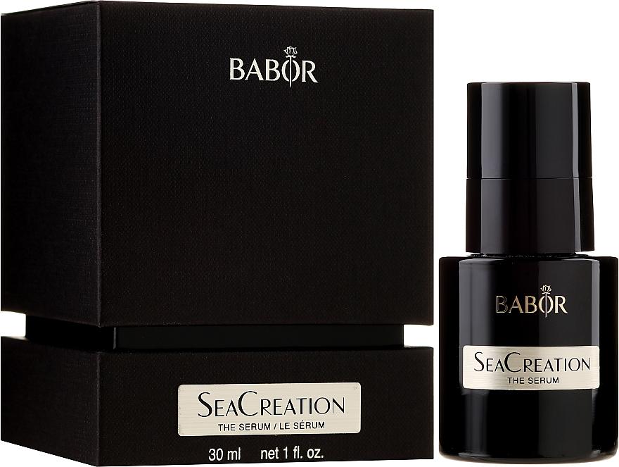 Ser facial - Babor SeaCreation The Serum — Imagine N1