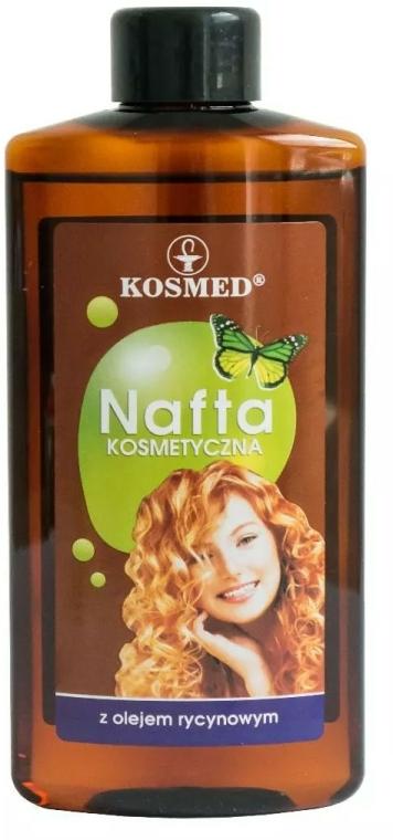 Ulei de ricin pentru păr - Kosmed