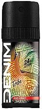 Parfumuri și produse cosmetice Denim Tribe - Deodorant