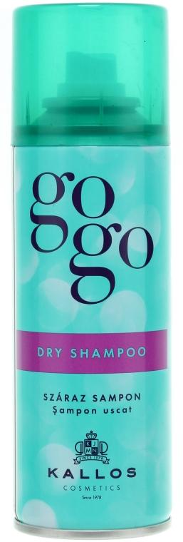 Șampon uscat - Kallos Cosmetics Gogo Dry Shampoo — Imagine N1