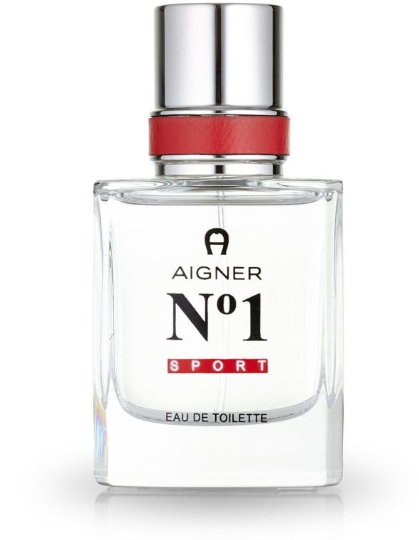 Aigner No 1 Sport - Apă de toaletă — Imagine N4