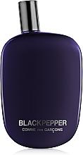 Parfumuri și produse cosmetice Comme des Garcons Blackpepper - Apă de parfum