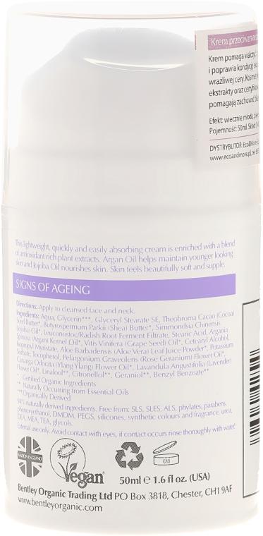 Cremă de față - Bentley Organic Skin Blossom Age Resist Face Cream — Imagine N2