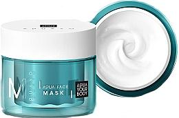 Parfumuri și produse cosmetice Mască hidratantă de față - AQUAYO Aqua Face Mask