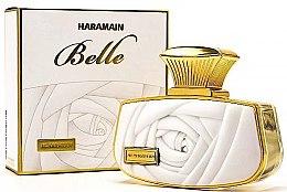 Parfumuri și produse cosmetice Al Haramain Belle - Apă de parfum