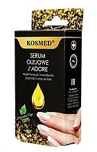 Parfumuri și produse cosmetice Ser-ulei pentru unghii și cuticule - Kosmed Serum Oil J'Adore