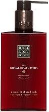 Parfumuri și produse cosmetice Săpun lichid pentru mâini - Rituals The Ritual of Ayurveda Hand Wash