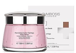 Parfumuri și produse cosmetice Cremă-unt pentru corp - Symbiosis London Revivifying Exotic Flamingo Body Butter