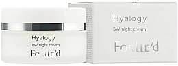 Parfumuri și produse cosmetice Cremă de noapte BW - ForLLe'd Hyalogy BW Night Cream