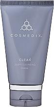 Parfumuri și produse cosmetice Mască pentru curățarea profundă a feței - Cosmedix Clear Deep Cleansing Mask
