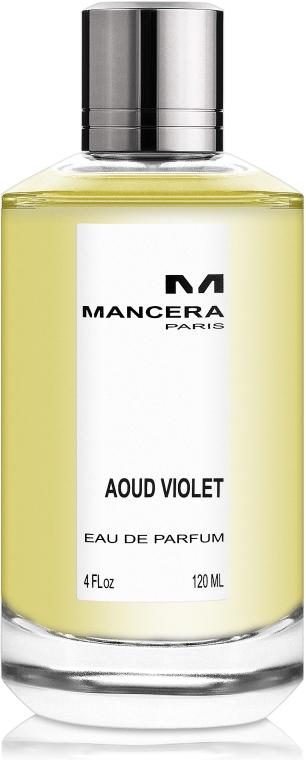 Mancera Aoud Violet - Apă de parfum — Imagine N1