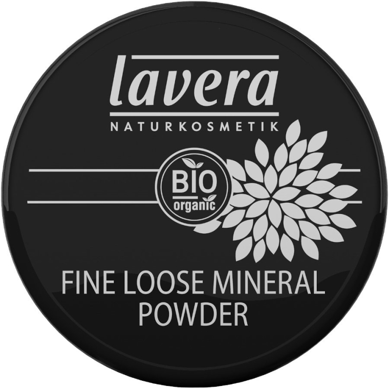 Pudră de față - Lavera Fine Loose Mineral Powder — Imagine N1