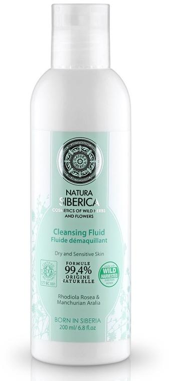 Fluid de curățare pentru ten - Natura Siberica — Imagine N1