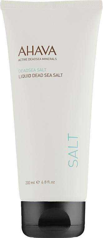 Sare lichidă din Marea Moartă - Ahava Deadsea Salt Liquid Deadsea Salt — Imagine N2