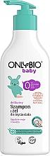 Parfumuri și produse cosmetice Șampon-gel de duș pentru copii - Only Bio Baby Gentle Shampoo & Gel