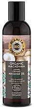 Parfumuri și produse cosmetice Ulei pentru masaj - Planeta Organica Organic Macadamia Natural Massage Oil