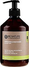 Parfumuri și produse cosmetice Balsam pentru toate tipurile de păr - Beetre BeNature Energizing Conditioner