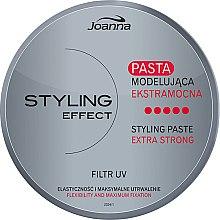 Parfumuri și produse cosmetice Pastă modelatoare pentru păr - Joanna Styling Effect Styling Paste Extra Strong