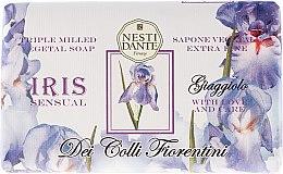 """Parfumuri și produse cosmetice Săpun """"Iris"""" - Nesti Dante Dei Colli Fiorentini Soap"""