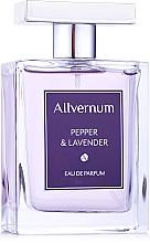 Parfumuri și produse cosmetice Allvernum Pepper & Lavender - Apă de parfum
