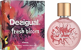 Desigual Fresh Bloom - Apă de toaletă — Imagine N2