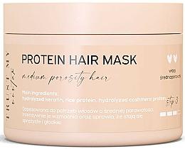 Parfumuri și produse cosmetice Mască de păr cu proteine (porozitate medie) - Trust My Sister Medium Porosity Hair Protein Mask
