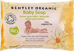 Parfumuri și produse cosmetice Săpun pentru bebeluși - Bentley Organic Baby Soap