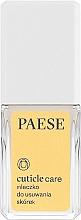 Parfumuri și produse cosmetice Lapte pentru eliminarea cuticulelor - Paese Caticul Care