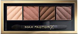 Parfumuri și produse cosmetice Paleta fard de ochi - Max Factor Smokey Eye Drama Eyeshadow Kit Matte