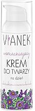 Parfumuri și produse cosmetice Cremă fortifiantă de zi pentru față - Vianek Fortifying Cream Day