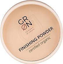 Parfumuri și produse cosmetice Pudră de față - GRN Finishing Powder (White Ash)
