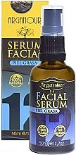 Parfumuri și produse cosmetice Ser pentru tenul gras - Arganour 12 For Oily Skin