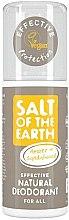 Parfumuri și produse cosmetice Deodorant-spray - Salt of the Earth Amber & Sandalwood Natural Deodorant Spray