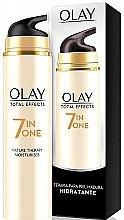 Parfumuri și produse cosmetice Cremă anti-îmbătrânire pentru față - Olay Total Effects 7 in 1 Nature Therary Moisturiser