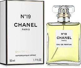 Chanel N19 - Apă de parfum (tester cu capac) — Imagine N2