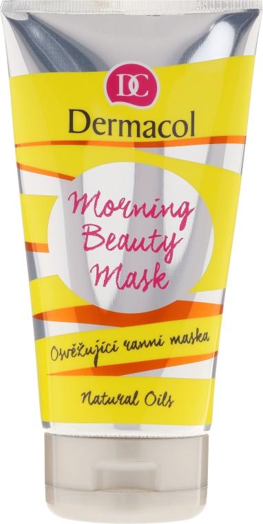 Mască revigorantă pentru față - Dermacol Morning Beauty Mask