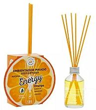 "Parfumuri și produse cosmetice Difuzor aromatic ""Energie"" - La Casa de Los Aromas Energy Reed Diffuser"
