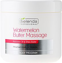Parfumuri și produse cosmetice Unt de masaj - Bielenda Professional Watermelon Body Butter Massage