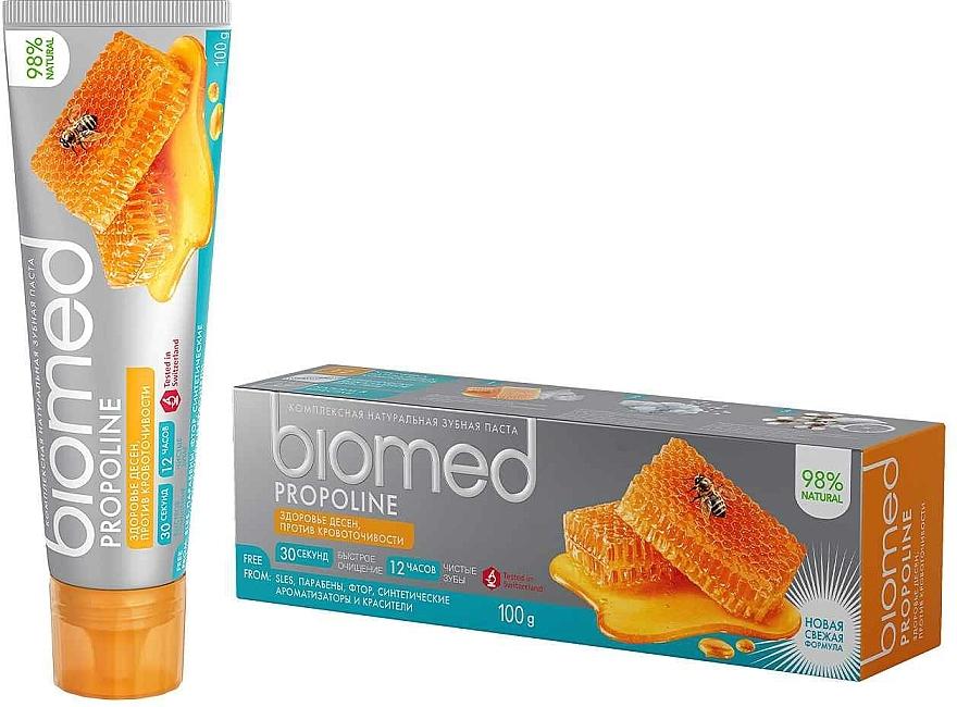 Pastă de dinți - Biomed Propoline