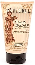 Parfumuri și produse cosmetice Balsam de păr - Styx Naturcosmetic Haar Balsam mit Melisse