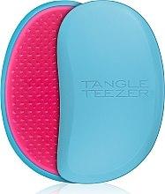 Parfumuri și produse cosmetice Perie de păr - Tangle Teezer Salon Elite Blue Blush