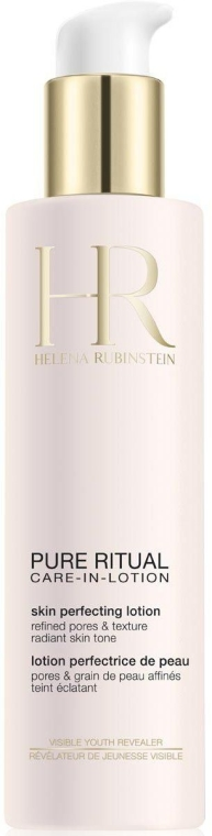 Loțiune pentru față - Helena Rubinstein Pure Ritual Skin Perfecting Lotion  — Imagine N1