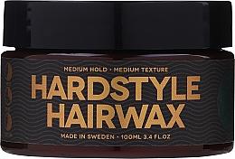 Parfumuri și produse cosmetice Ceară de păr - Waterclouds Hardstyle Hairwax