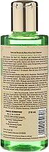 Șampon hidratant - Sattva Cleanser Shampoo Neem Aloe Vera — Imagine N2