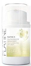 Cremă de zi pentru față - Le Chaton Platine K Multi-Correcting Day Cream — Imagine N1