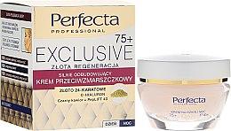Parfumuri și produse cosmetice Cremă antirid regenerantă - Perfecta Exclusive Face Cream 75+