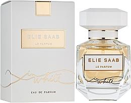 Parfumuri și produse cosmetice Elie Saab Le Parfum In White - Apă de parfum