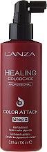 Parfumuri și produse cosmetice Spray pentru strălucirea părului - Lanza Healing Color Care Color Attach Step 2