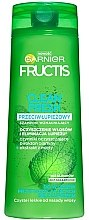 Parfumuri și produse cosmetice Șampon de păr anti-mătreață - Garnier New Fructis Clean Fresh Shampoo
