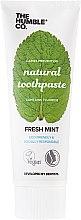 Parfumuri și produse cosmetice Pastă de dinți naturală - The Humble Co. Natural Toothpaste Fresh Mint